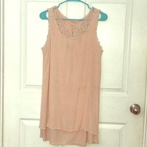 Short dress or long shirt